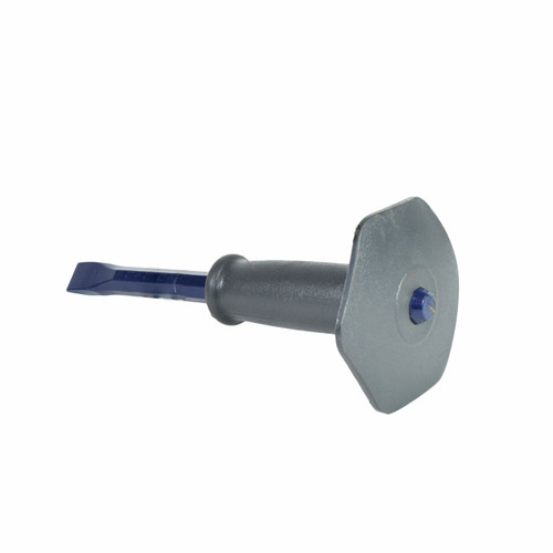 19mm Cold Brick Chisel / Splitter Chipping Builder 250mm Long With Guard Bergen