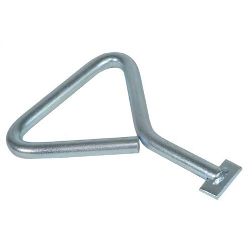 2pc Manhole Keys Lifting Drain Cover Lid Plate Lifter Plumbers 170mm T Shape