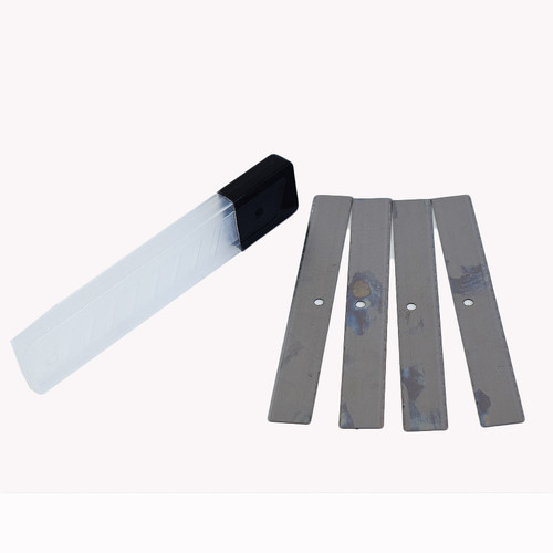 "4"" (100mm) Wallpaper Scraper Remover Stripper Decorating with 5 Blades TE957"