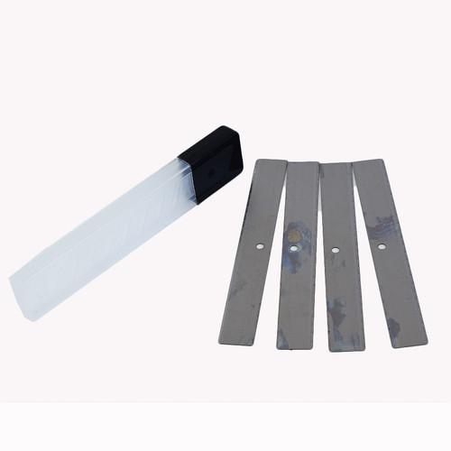 "4"" (100mm) Wallpaper Scraper Remover Stripper Decorating with 5 Blades TE957"