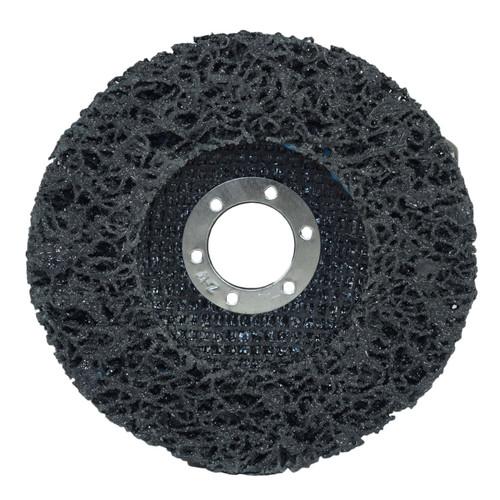 115mm Flap Disc Clean Strip Rust Paint Graffiti Sanding Caramelised Wheel x 5