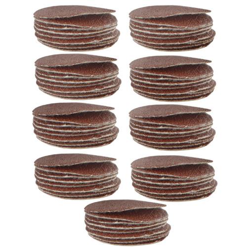 """Hook/Loop DA Sanding Grinding Abrasive Pad 40 Grit Discs 2"""" / 50mm 100 Pack"""