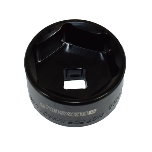 "27mm Low Profile Oil Filter Remover Installer Socket Wrench 3/8"" Drive Bergen"