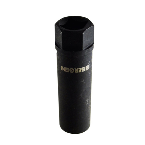 """14mm 3/8"""" Drive Thin Walled Magnetic Spark Plug Socket Remover Installer Tool"""