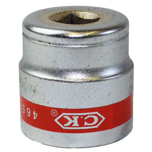 "1-1/4"" AF / Imperial Socket Single Hex / 6 sided 1/2"" Drive C.K MC68"