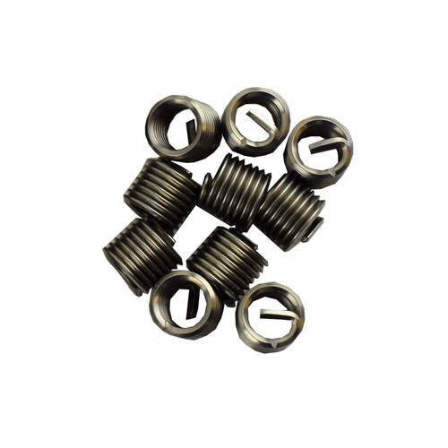 """1/2"""" x 12 BSW Whitworth Tap Repair Cutter Kit Helicoil Damaged Threads 14pc Kit"""