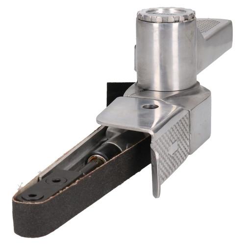 20mm Air Finger Belt Sander And 25 Belts Power File Detail Sander Bergen