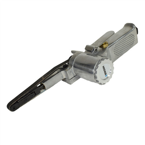 10mm Air Finger Belt Sander And 50 Belts 330 x10 Power File Detail Sander Bergen