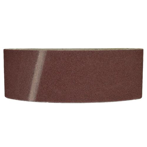 Belt Power Finger File Sander Abrasive Sanding Belt 457mm x 75mm Mixed Grit 3pc