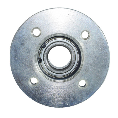100mm PCD Trailer Cast Wheel Hub with Sealed Bearings For Ifor Williams P6 P7