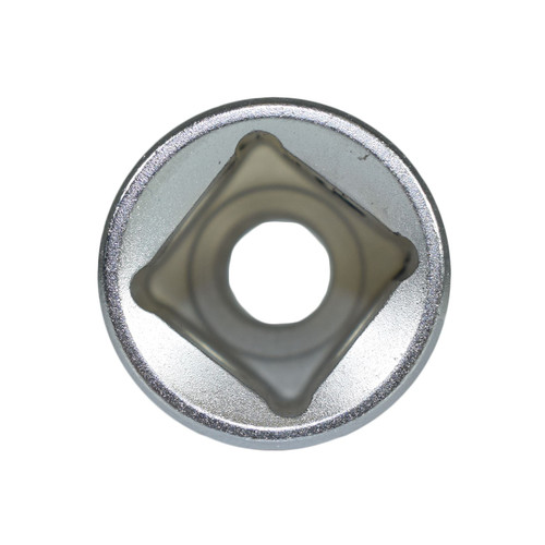 "1/2"" Drive 10mm Metric Super Lock Shallow 6-Sided Single Hex Socket Bergen"