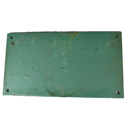 Southern Railway Quiet Please Green Cast Iron Sign Plaque Wall Fence Gate Post