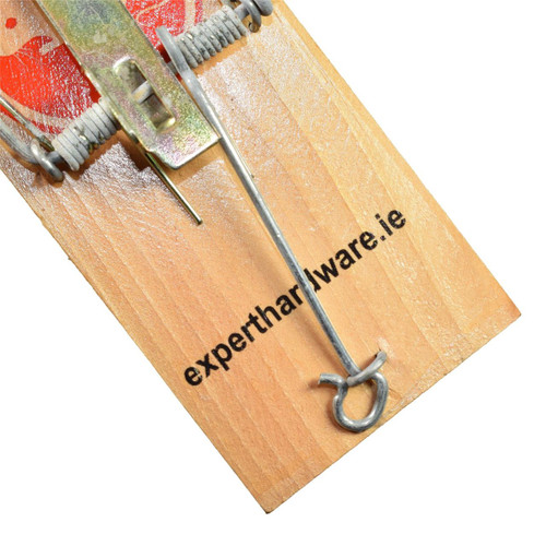 Hardwood Classic Mouse Trap Pest / Vermin Control 5pk