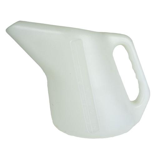 1.5L / 5L Measuring Jug Tapered Pouring Spout MM AF Water Liquid Pot Cup 2pc