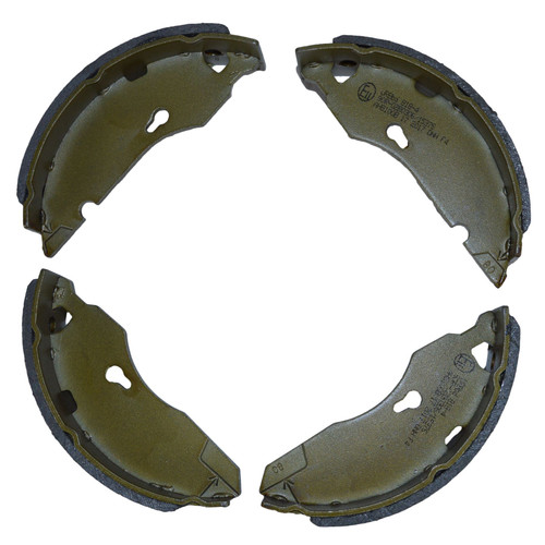 Trailer Brake Shoe Replacements Spring Kit 160mm x 35mm For ALKO Brian James