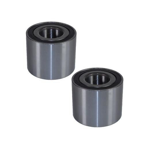 2 Sealed Wheel Hub Ball Compact Bearing Ifor Williams ID35 x OD75 x W60mm