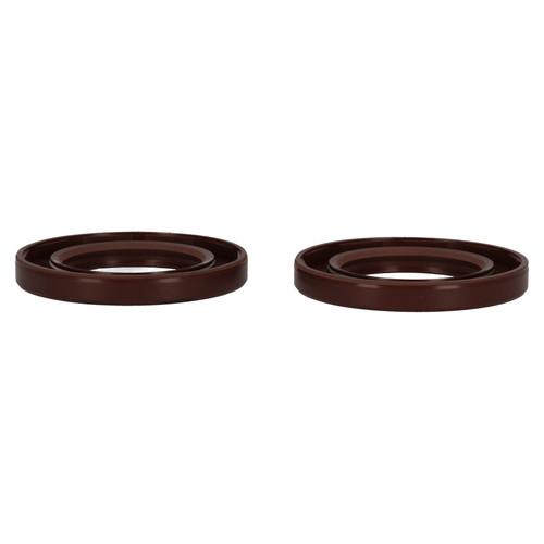 2 Trailer Bearing Hub Imperial Oil Seal 300 x 187 x 37 R23 Bradley 240 x 40 Drum