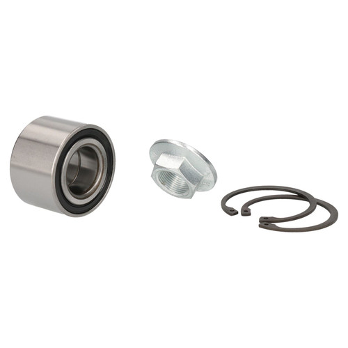 2 Double Row Sealed Trailer Bearing Kit ALKO 606250 Indespension Ref ISHU145