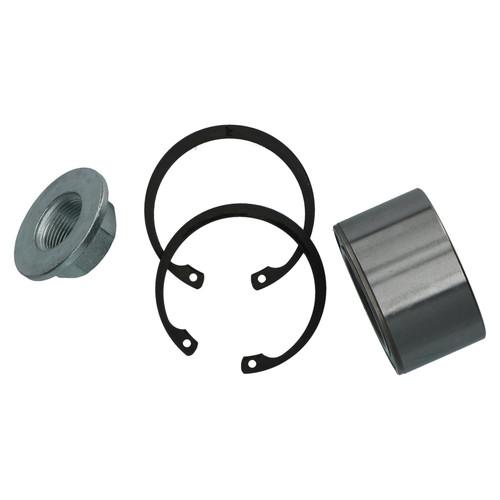 2 Double Row Sealed Trailer Bearing Kits ALKO 638624 Indespension ISHU146