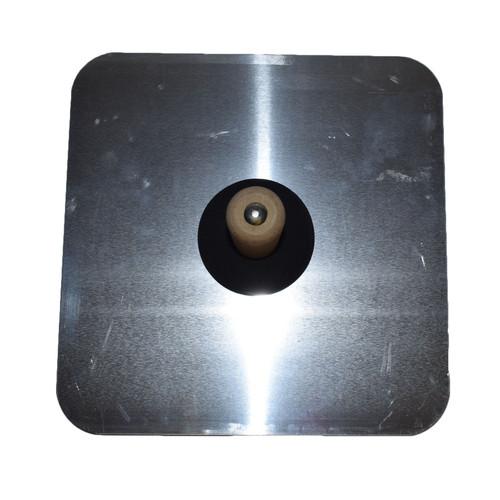 Plasterers Plastering Plaster Mortar Board Holder Aluminium Hawk 325mm x 325mm