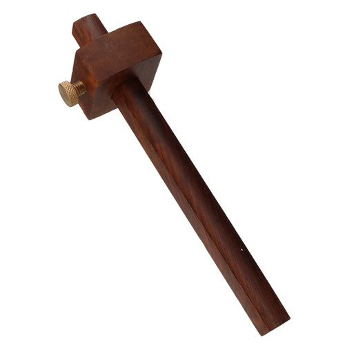 "9"" (230mm) Hardwood Body Marking Gauge Knurled Brass Adjusting Screw Wood"