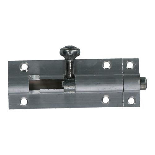 """3"""" Aluminium Door Bolt Security Door Slide Dead Lock Catch Latch Shed Bathroom"""