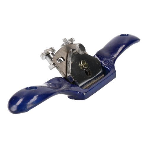 Flat Face Spokeshave 250mm 2 Handed Spoke Shave Wood Planer 54mm blade
