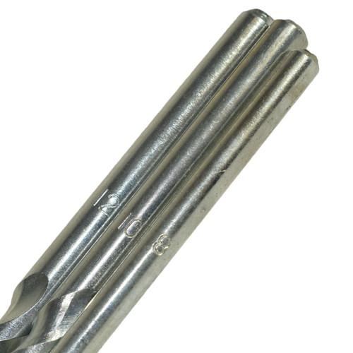 3pc Long Masonry Drills For Bricks Blocks Concrete Carbide Tips 400mm 8 -12mm