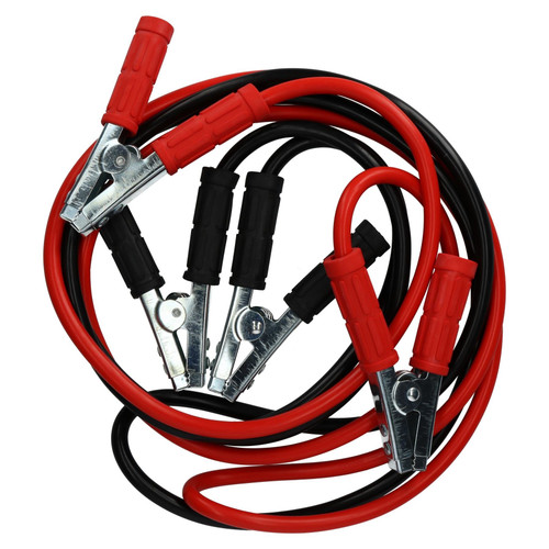 600 Amp 3 Metres Heavy Duty Jump Leads Booster Cables Vehicle Car Van Starter
