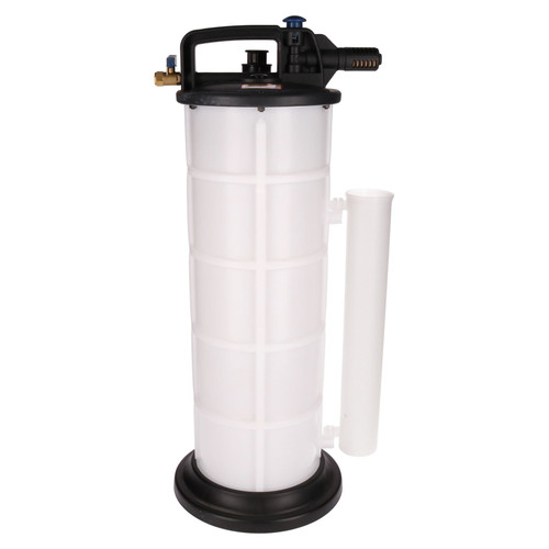 9 Litre Air Pneumatic Engine Oil Suction Fluid Extractor Transfer Vacuum Pump