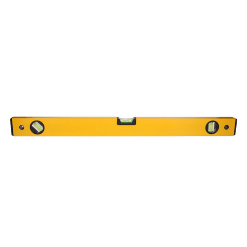 "24""/ 600mm Aluminium Scaffolding Builders Spirit Level Handheld Straight Levels"