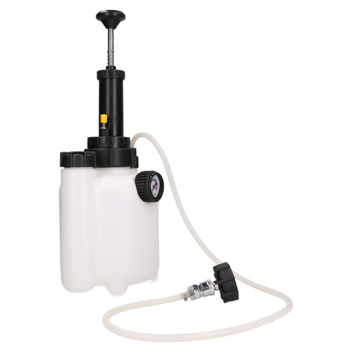 One Man Car Brake and Clutch Bleeding Fluid Vacuum Pump System Bleeder