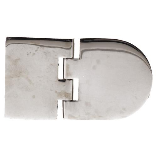 Locker Door Hatch Hinge Marine Stainless Steel for Boat Motorhome Polished