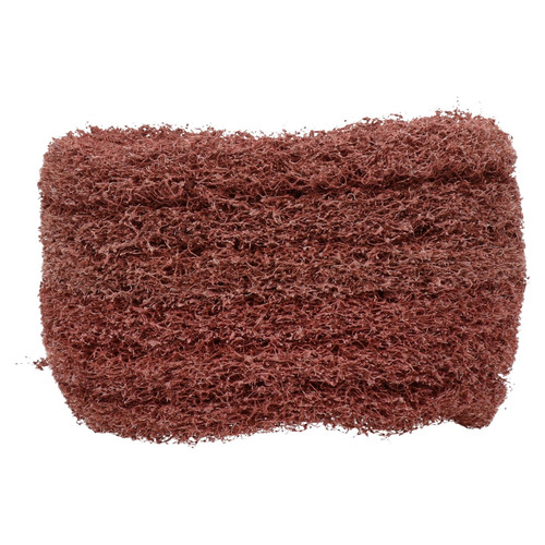 """Coarse Scotchbrite Rust Paint Removal Remover Polishing Buffing Mop 4"""" x 6 Row"""