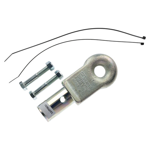Indespension 30mm Towing Eye Hitch Coupling Eyelet Conversion Braked 3500kg