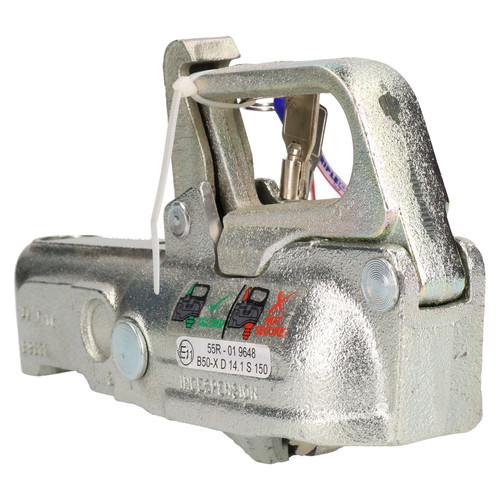 Indespension Triplelock Unbraked Security Trailer Coupling Hitch Lock