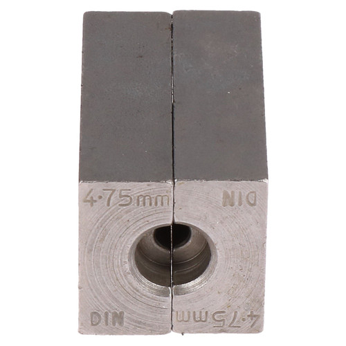 4.75mm Brake Pipe Flaring Flare Tool Punch And Die For Single Or Double