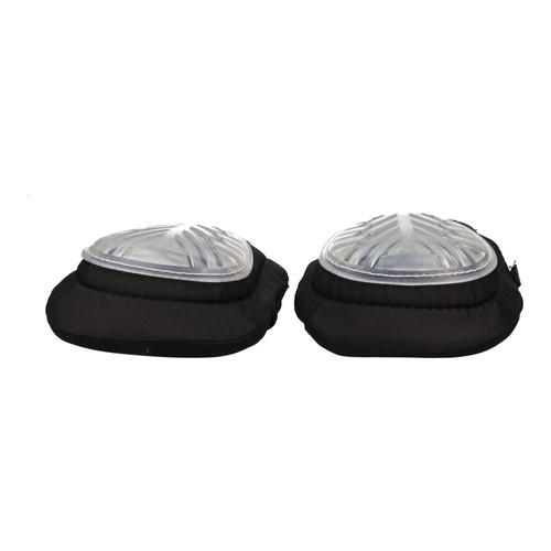 Gel Filled Knee Pads Kneeling Protectors Caps  Fully Adjustable Straps (PAIR)