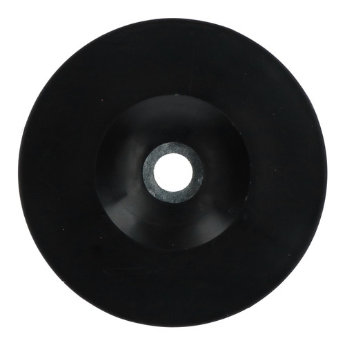 """M14 115mm Thread Plastic Backing Pad For 4-1/2"""" Angle Grinders Sanders Discs"""