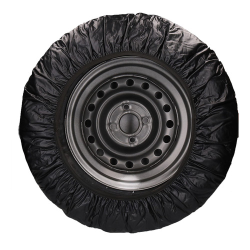 "Spare Wheel Cover for 4x4 and Trailer wheel up to 610mm (24"") Diameter"