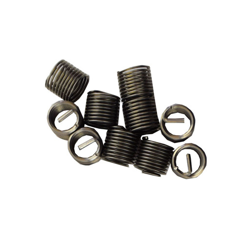 "1/2"" x 16 BSF Thread Tap Repair Cutter Kit Helicoil Damaged Threads 14pc Kit"