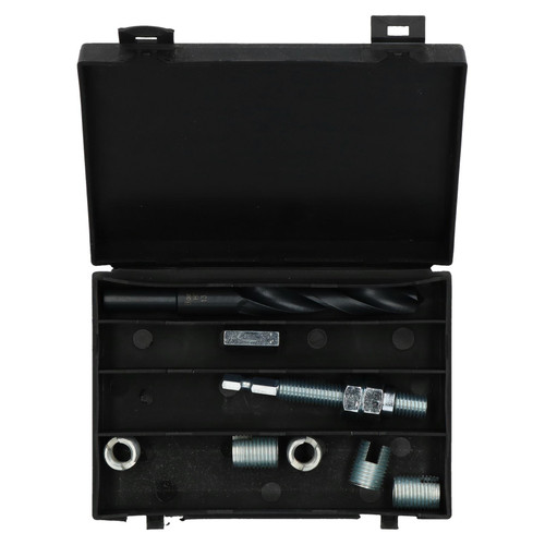Baerfix M10x 1.5mm Metric Self Tapping Damaged Thread Repair Cutter Kit Inserts