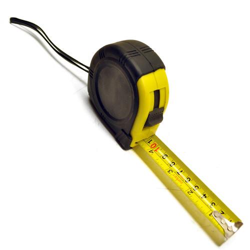 4pc 3 / 5 / 7.5 / 10 Metre Tape Measure Measuring Tools Metric Imperial Marking