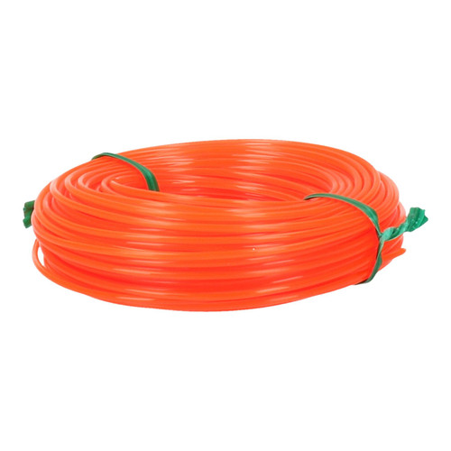 1.25mmx15m Copolymer Strimmer line Cord Spoof Wire Petrol Electrical Strimmers
