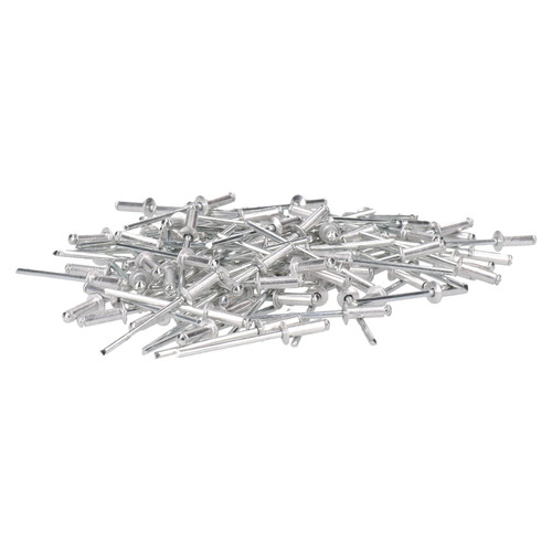 100 Metric Aluminium Blind Pop Pot Rivets Set Fastener Fastening 3.2mm x 10mm