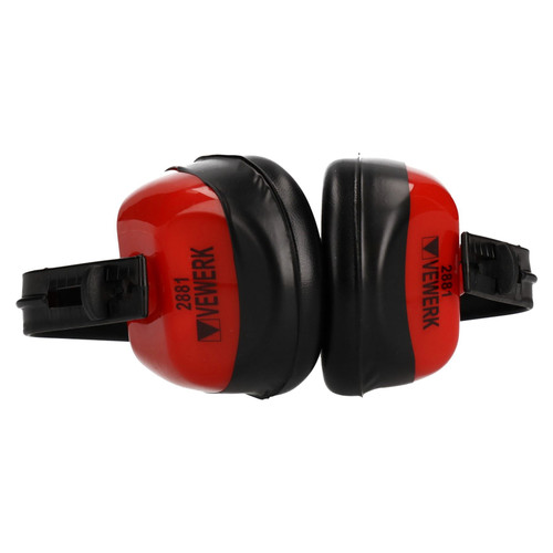 6 Ear Muffs Protectors Defenders Noise Plugs Safety With Adjustable Head Bands