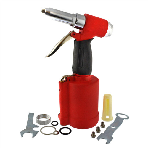 "3/16"" / 4.8mm Air Powered Hydraulic Pop Pot Rivet Riveter Gun AN006"