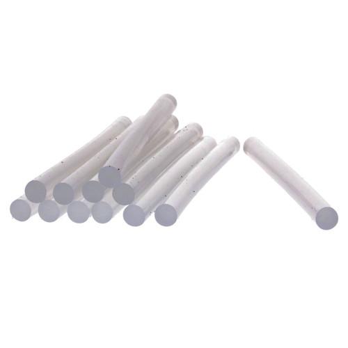 12pc 7.5mm x 100mm Hot Melt Glue Gun Sticks Adhesive For Electric Trigger Guns