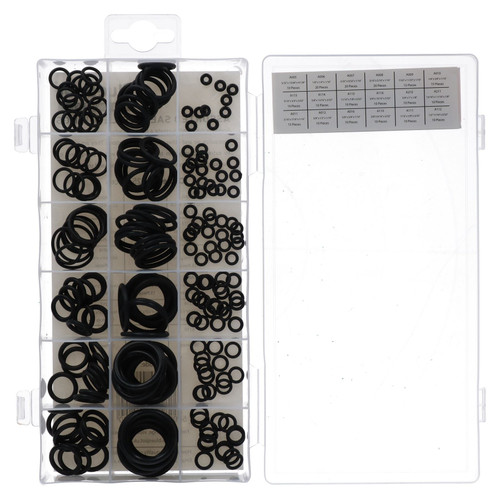 SAE Imperial Assorted Nitrile Rubber O-Rings Seals Plumbing Tap Washers 225pc
