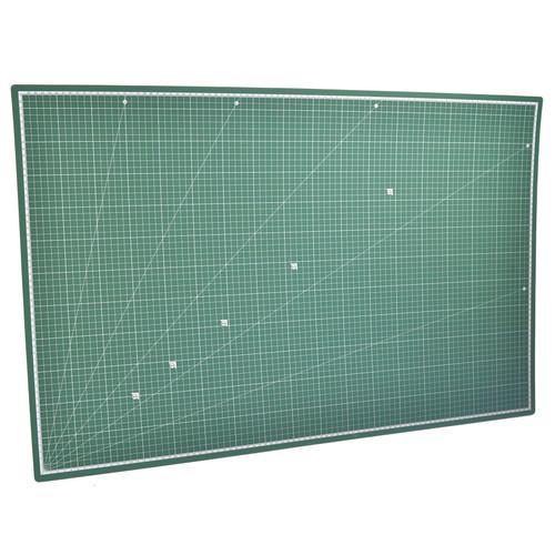 A1,A2,A3&A4 Healing Mat Cutting NonSlip Printed Grid Line Knife Craft Board Set